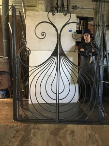 Custom Onion Gate