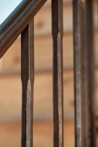 Custom_Hammered_Flute_Handrail