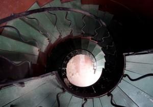 Custom Spiral Handrail